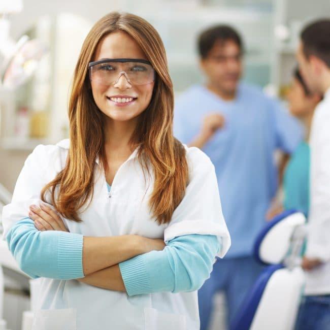 Assistante dentaire